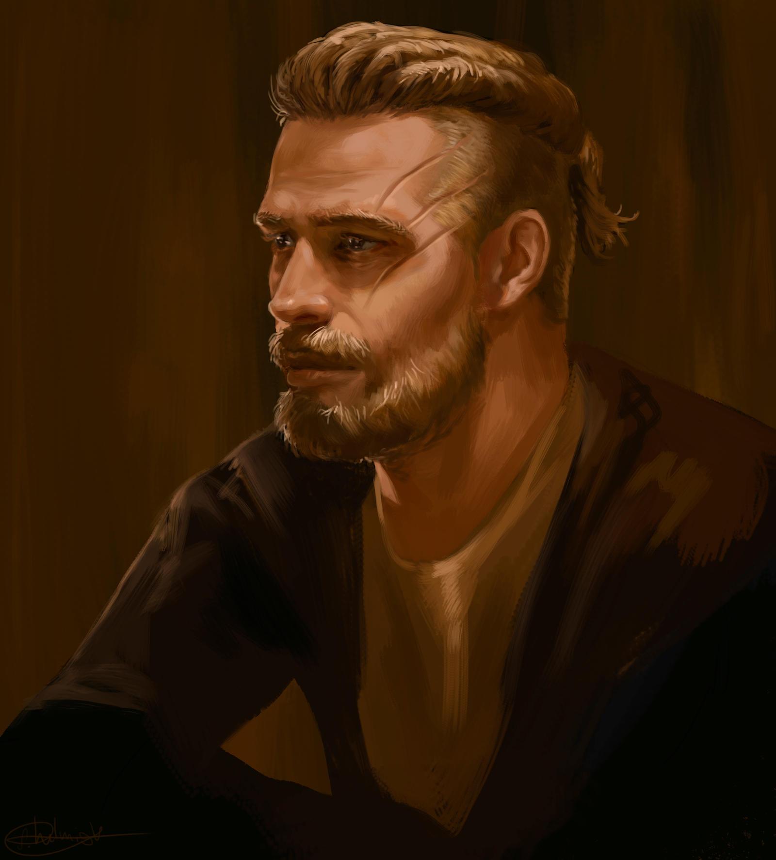 Rotgar portrait