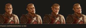 4/80 Rotgar facial expressions