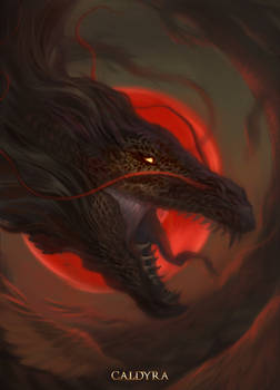 Caldyra dragon.