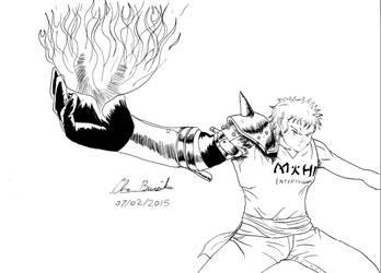 Mahi Commision for Zea Webb by Kurasu-Bureiku