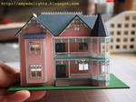 1and144 Scale Dollhouse