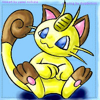 Meowth by dogdemon