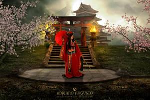 Oriental Princess by adrianoampb