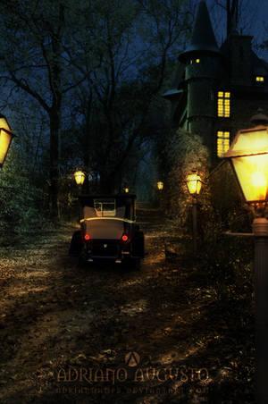 Midnight Ride by adrianoampb