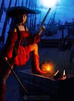 Pirate Treasure by adrianoampb