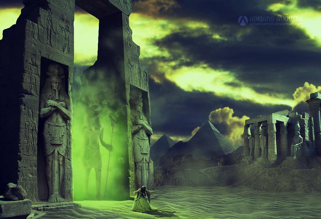The return of Anubis
