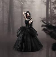 Black Widow by adrianoampb