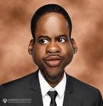 Caricature - Chris Rock