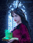 Carrie, the Evil Queen