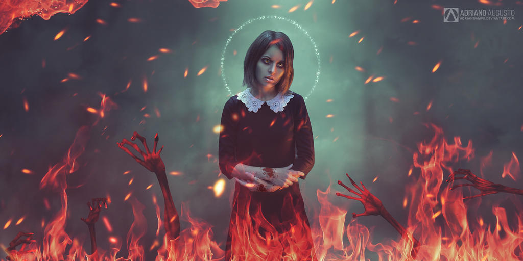 The Devil in Me by adrianoampb