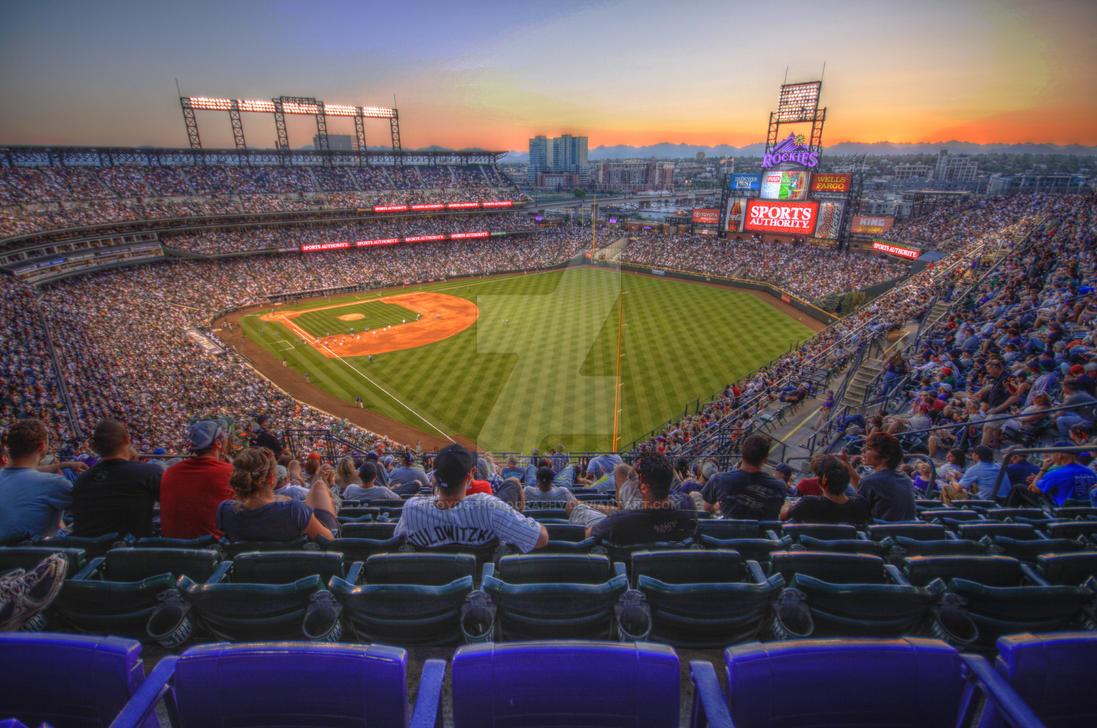 Colorado Rockies Baseball Stadium Tour
