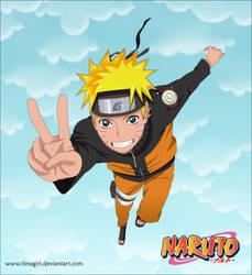 .:I'm proud of my ninja way :. by Timagirl