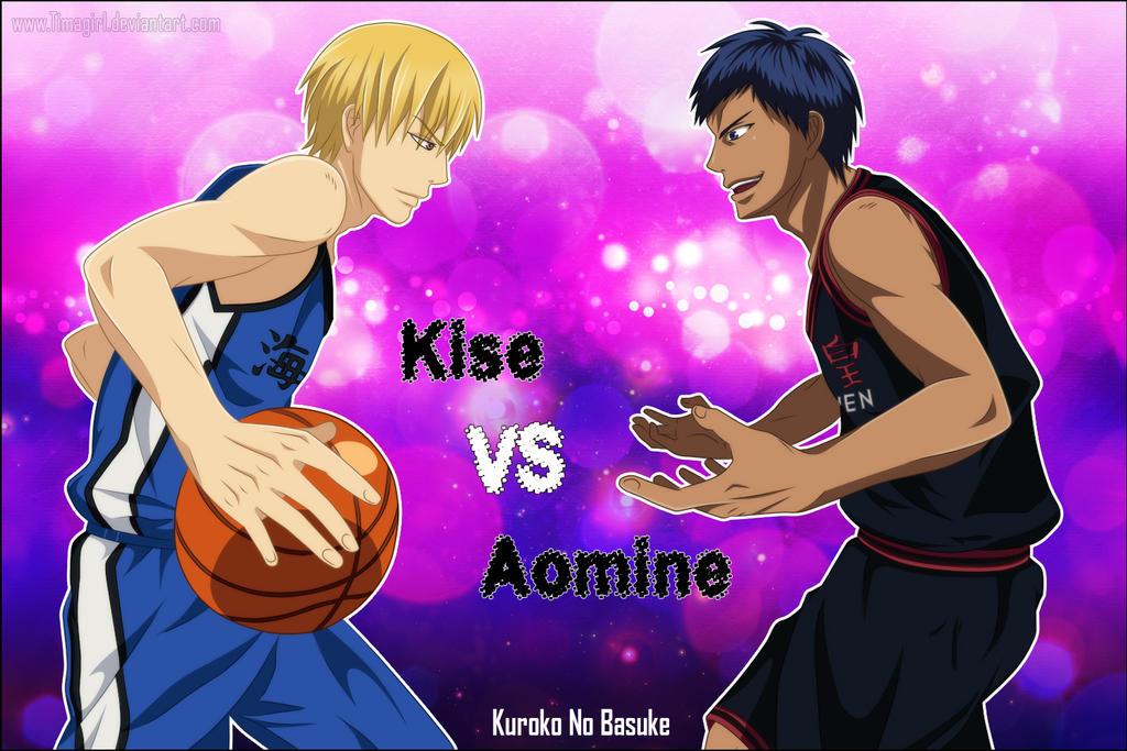 Aomine vs kise