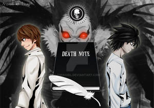 Death Note Drawing