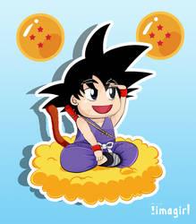 Dragon Ball | Little Goku | Timagirl
