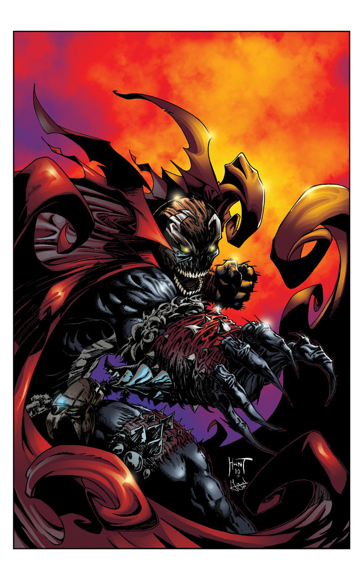 Spawn 2-colors by KenHunt
