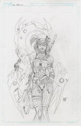 Lady Mechanika Prelim