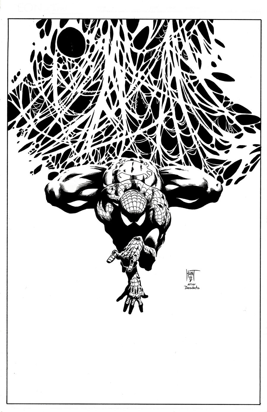Spider-Man by KenHunt