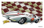 Speed Racer Color