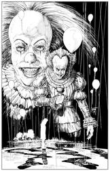 Pennywise by KenHunt