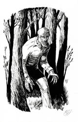 Classic Wolfman Commission