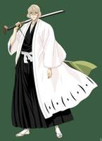 Urahara Kisuke by Bleached-Inc