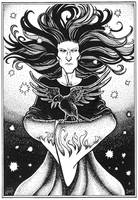 The Sandman - Neil Gaiman by teriwood