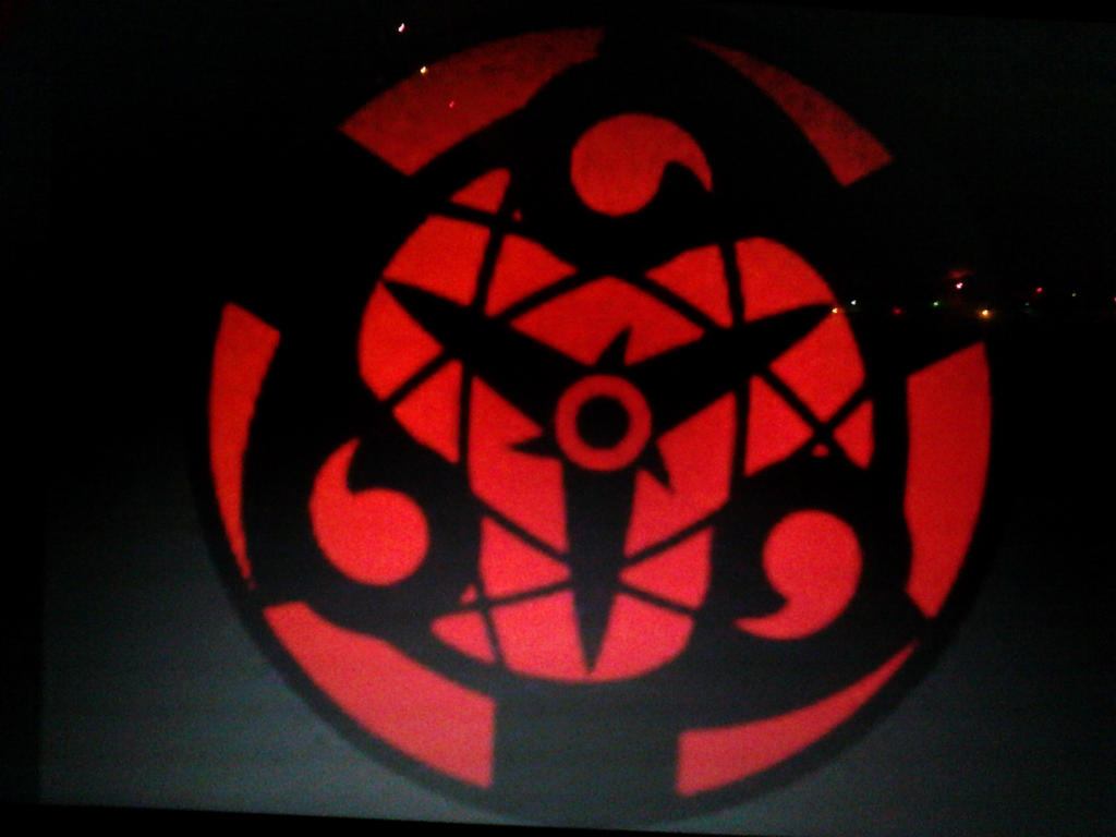Ultimate Eternal Tri Mangekyo Sharingan By Syareow