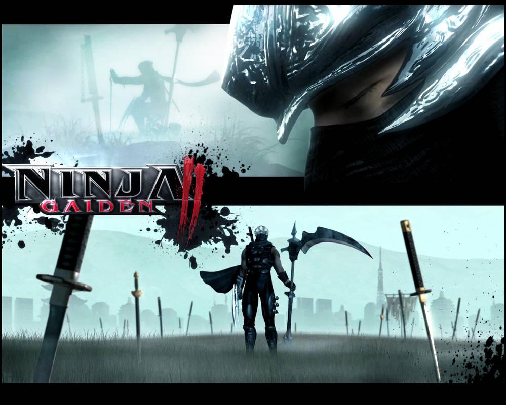 Ninja Gaiden II by Raphaero