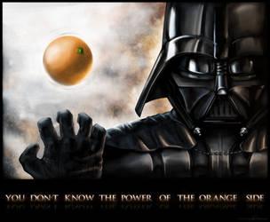 The Orange Side by Raphaero