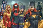 Bat Women by DStPierre