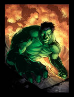 abc142's Hulk colors