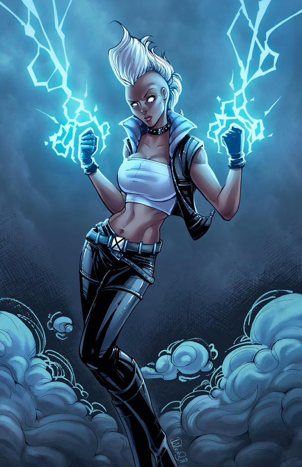 Punk Storm by DStPierre