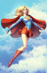 Supergirl 2013 Colors