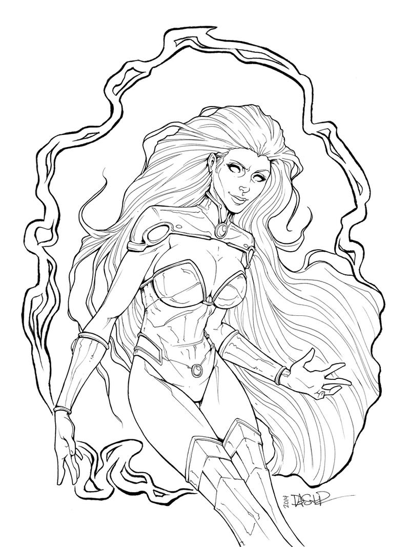 Starfire 2014 Lines by DStPierre