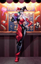 Carnival Harley Colors by DStPierre