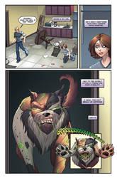 Sin of Omniscience #2 Page 2 by DStPierre