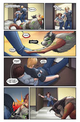 Sin of Omniscience #2 Page 3 by DStPierre
