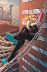 I Heart Spider-Gwen!! by DStPierre