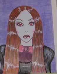 Gothic Lolita by 0VampiressDoll0
