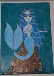 Bluemaid by 0VampiressDoll0