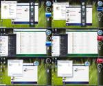 Windows Vista 5219 Sidebar