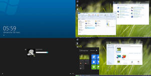 Windows Consumer Preview 5112 - Preview 3