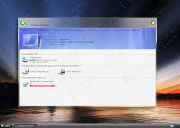 Longhorn PDC2003 Theme Preview - Windows 8.1.1 by AtheneRa