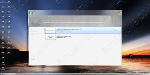 Longhorn PDC2003 Theme Preview 2 - Windows 8.1.1 by AtheneRa