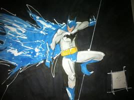 no patience Batman