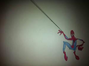 sloppy spider-man