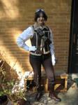Me in mah Steampunk costume