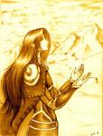 VHD Twin Shadowed Knight Illu. by E1L0n3wy