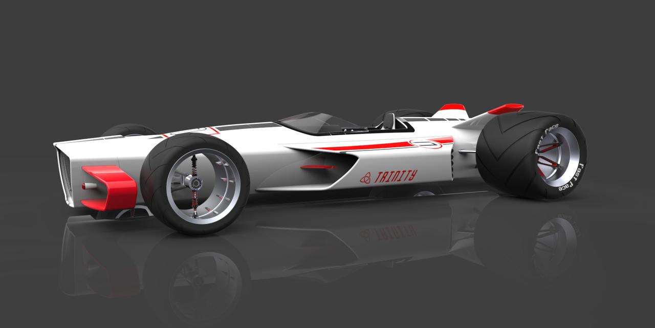 F1 Race Car Concept By Jonwelch On Deviantart